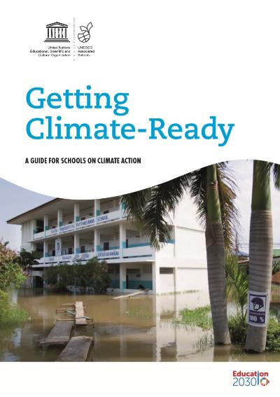 "UNESCO ""Getting Climate-Ready"" 2016年発行"